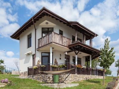 Малка Вила Балканъ